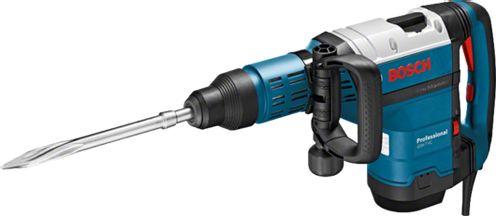 Отбойный молоток Bosch GSH 7 VC Professional синий